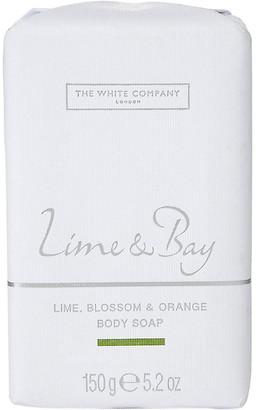 The White Company Lime & bay soap, Size: 1 Size, No colour