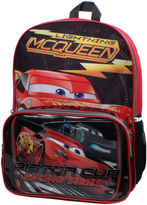Accessories Cars Backpack and Lunch Box