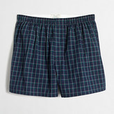 J.Crew Factory Check boxers