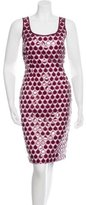 Jonathan Saunders Embellished Sheath Dress