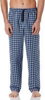 Perry Ellis Plaid Woven Sleep Pant