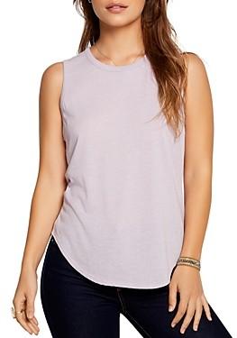 Chaser Cutout Sleeveless T-Shirt