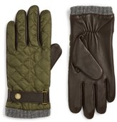 Polo Ralph Lauren Quilted Leather Gloves