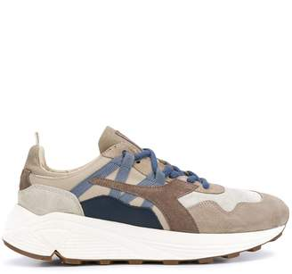 Diadora Rave panelled low-top sneakers