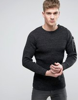 G-star Effo Print Knitted Jumper
