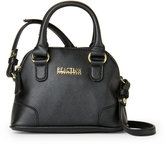 Kenneth Cole Reaction Black Drew Mini Dome Satchel