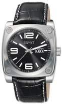 Esprit Gents Watch Retro Chique Black 4359771