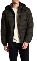 Nautica Brushed Herringbone Jacket