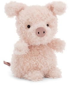 Jellycat Little Pig Plush Toy - Ages 0+