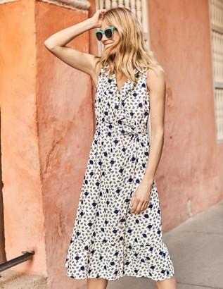 Nancy Linen Midi Dress