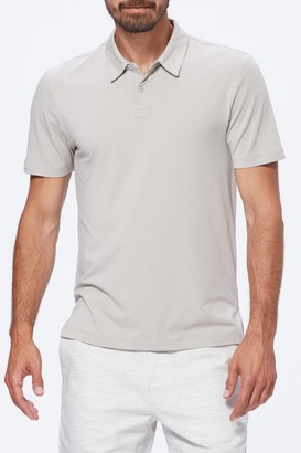 Paige Burke Solid Polo
