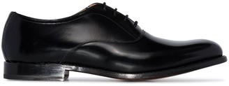Grenson Alwin leather oxford shoes