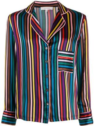 Chinti and Parker Stripe Pyjama Set