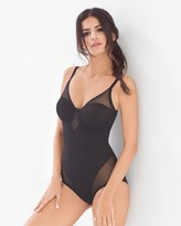 Soma Intimates Sheer Bodybriefer