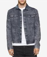 Calvin Klein Jeans Men's Buried Indigo Jacket