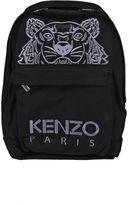 Kenzo Tiger Canvass Backpack
