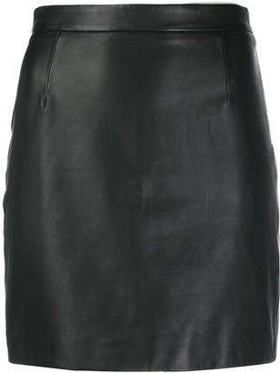 RED Valentino Short Fitted Skirt
