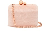 Sophia Webster Vivi faux-fur clutch
