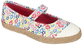 John Lewis Children's Mary Jane Espadrille Shoes, Multi