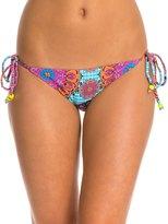 MinkPink Mandala Dreams Tie Side Bikini Bottom 8133255