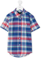 Ralph Lauren checked shirt - kids - Cotton - 3 yrs