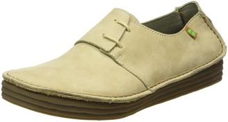 El Naturalista S.A Nf80 Pleasant Rice Field Womens Derby lace-up shoes Grey (Piedra) 4 UK (37 EU)