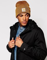 Carhartt Watch Beanie - Brown