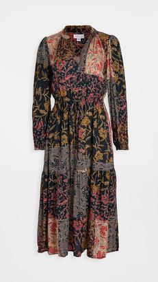 Velvet Tweetie Dress
