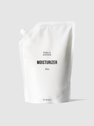 Public Goods Facial Moisturizer Refill
