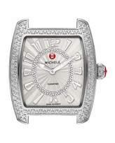 Michele Urban Mini Diamond Stainless Watch Head
