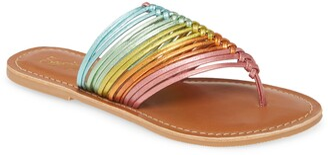 Seychelles Bright Eyed Flip Flop