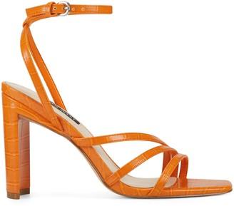 Nine West Zelina Heeled Strappy Sandals