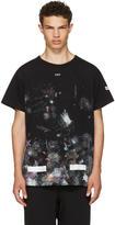 Off-White Black Galaxy Brushed T-Shirt