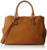 GUESS Hwsissp7306, Women's Top-Handle Bag, Multicolore (Tan), 16.5x24x33 cm (W x H L)