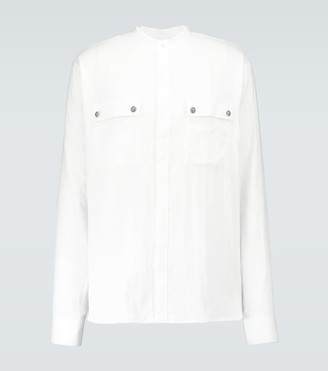 Balmain Exclusive to Mytheresa - long-sleeved cotton shirt