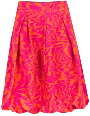 Cosel Skirt Orange Pink