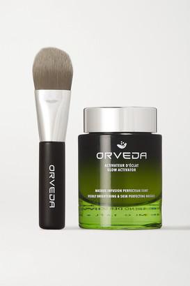 Orveda Visibly Brightening & Skin Perfecting Masque, 50ml