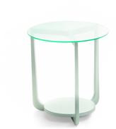 Cappellini Pacini e Isola Side Table - Small - Wenge