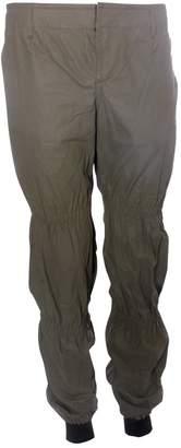 DSQUARED2 Khaki Cotton Trousers
