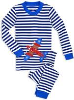 Sara's Prints Unisex Airplane Pajama Shirt & Pants Set