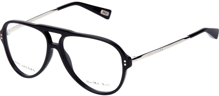 Marc Jacobs aviator-style glasses