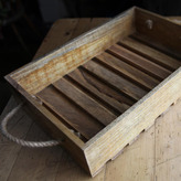 Nkuku Para Mango Wood Tray