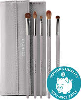 Sephora Smoky Eyes: Uncomplicated Brush Set