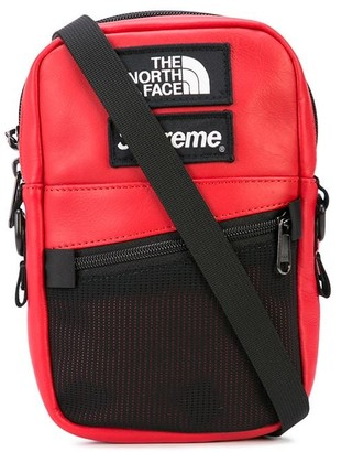 Supreme x The North Face messenger bag