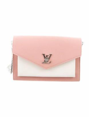 Louis Vuitton 2019 Pochette MyLockMe Crossbody Pink