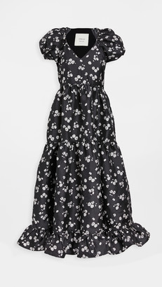 Sister Jane Forget Me Not Tiered Maxi Dress