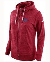 Nike Women's New York Giants Tailgate Vintage Full-Zip Hoodie