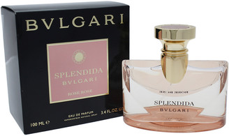 Bulgari Bvlgari Women's Splendida Rose Rose 3.4Oz Eau De Parfum Spray