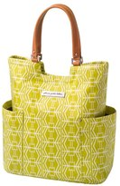 Petunia Pickle Bottom Infant Tailored Diaper Tote - Yellow