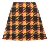 Marni Wool and cotton miniskirt